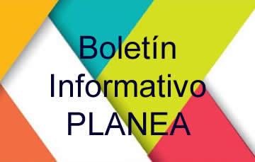 Boletín Planea