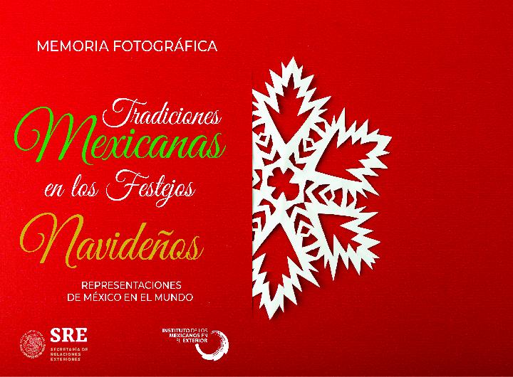 Compartimos las tradiciones mexicanas en los festejos navideños durante 2018