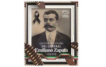 Emiliano Zapata: celebración de su centenario luctuoso