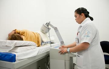 Servicios especializados en rehabilitación.