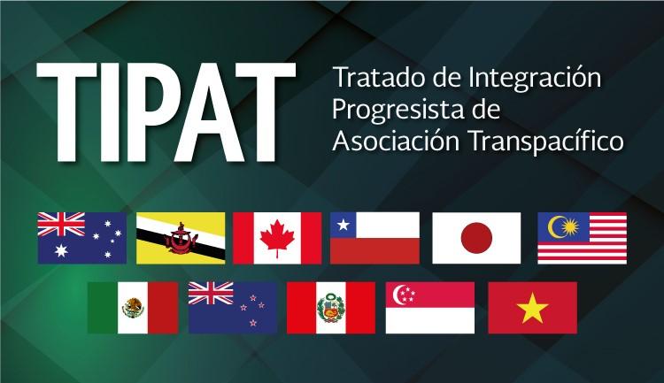 El TIPAT entra en vigor y abre nuevos mercados para México