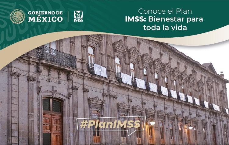 Plan IMSS 2018-2024.