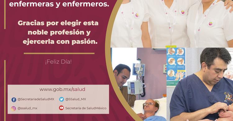 Día de la enfermera y el Enfermero