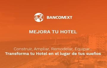 Mejora tu hotel