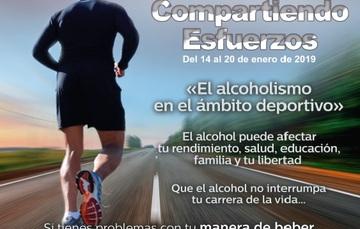 24. Semana Nacional Compartiendo Esfuerzos con Alcohólicos Anónimos