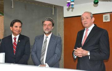 El doctor Fernández afirmó que vienea construir y contribuir por la grandeza del TecNM.