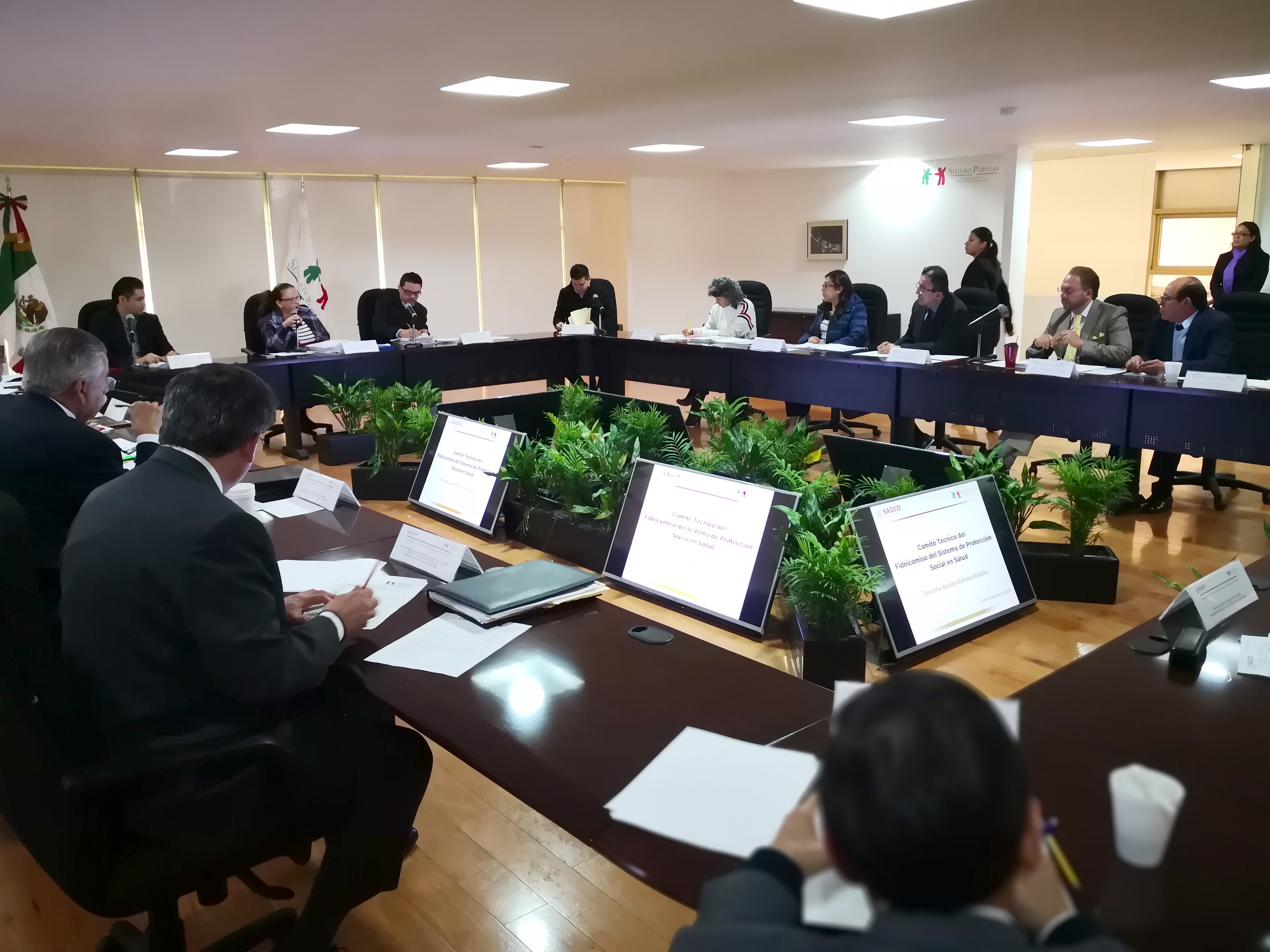 El Seguro Popular se transforma y protege la economía de sus afiliados: la CNPSS autoriza más de 9 MMDP para el FPGC