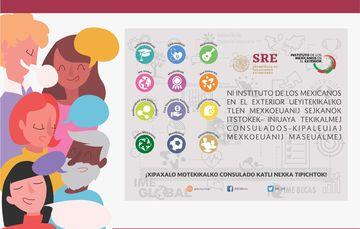 Presentamos información audiovisual sobre el IME en cinco lenguas indígenas.