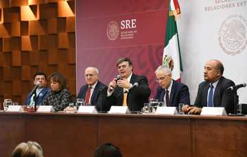 Concluye la XXX Reunión de Embajadores y Cónsules