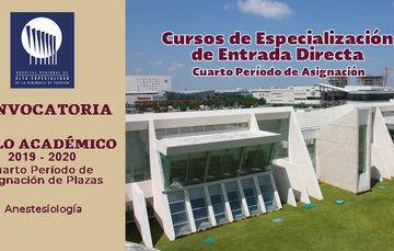 Imagen ilustrativa para el Cuarto período de asignación de plazas de la convocatoria para residencias médicas del HRAEPY. Ciclo académico 2019-2020