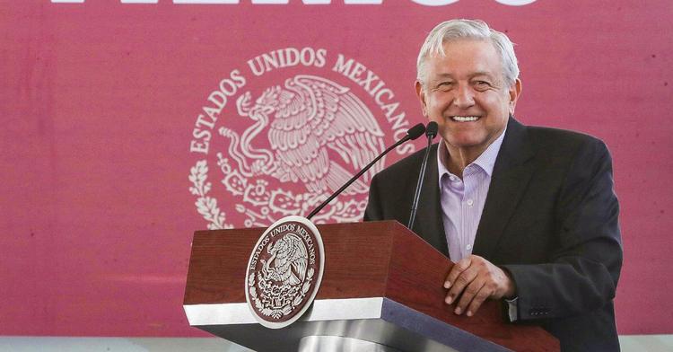 Presidente Andrés Manuel López Obrador encabezó la entrega de los Programas Sociales para el Desarrollo