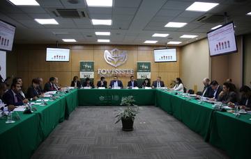 Sesión Ordinaria de la Comisión Ejecutiva 902 del FOVISSSTE
