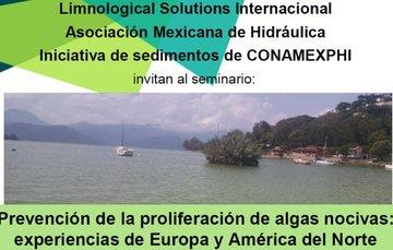 Seminario Prevención de la proliferación de algas nocivas: experiencias de Europa y América del Norte
