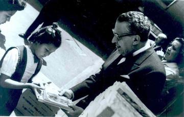 A 59 años de la entrega del primer libro de texto gratuito
