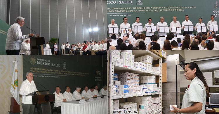 Avanza el proceso de integración de necesidades de medicamentos y material de curación