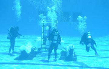 Técnico Profesional en Buceo Naval y Trabajos Submarinos  y