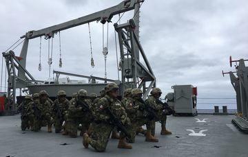 Ingeniería en Hidrografía (Infantería de Marina)