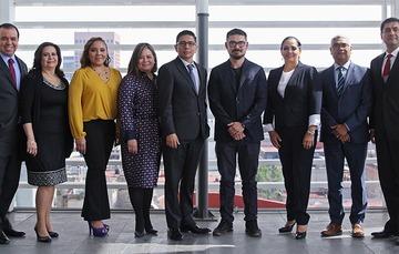 El H. Comité Técnico de Distribución de Fondos del FONHAPO aprueba el nombramiento de la Mtra. Lirio Elizabeth Rivera Calderón como Directora General del FONHAPO y de miembros de su equipo