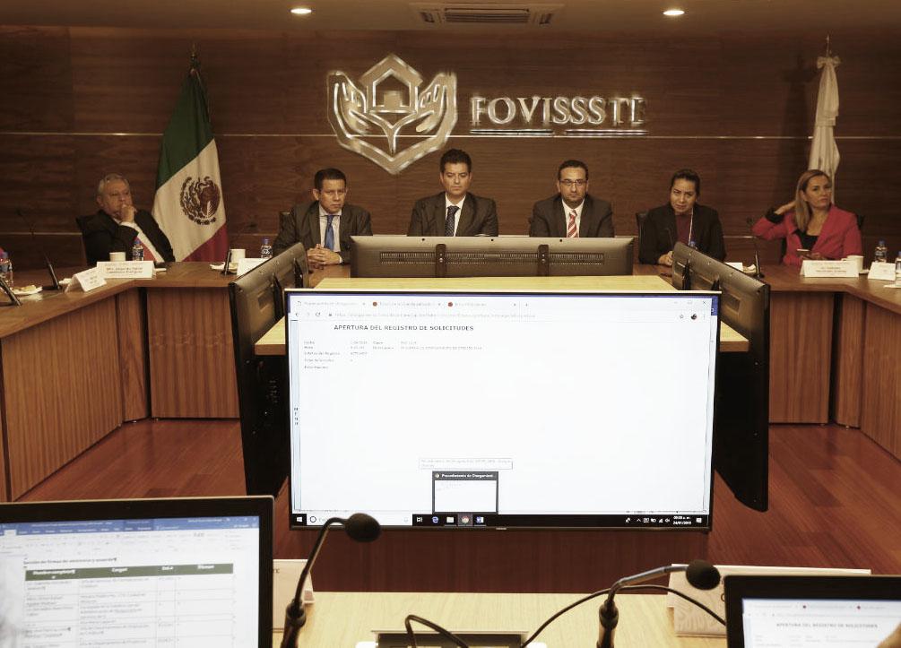 Inicia proceso de inscripción para Créditos Tradicionales FOVISSSTE
