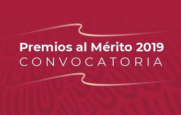 Premios al Mérito 2019