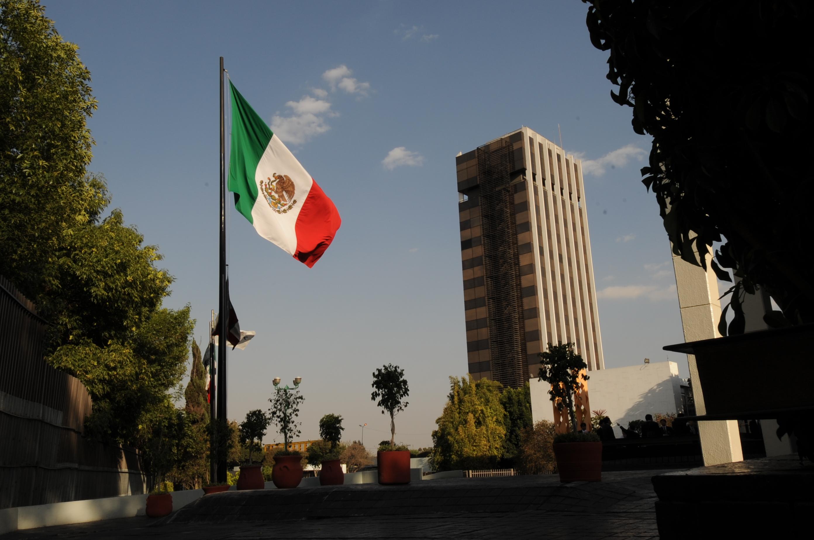 Instituto Mexicano del Petróleo.