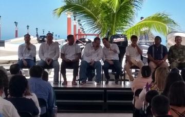 Habrá impulso a la capitalización, apoyo a embarcaciones menores y se atenderá a los afectados por desastres naturales, a través del Programa BienPesca.