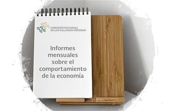 Portada de Informe Mensual de la Dirección Técnica 2019