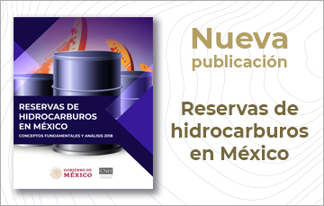 Reservas de hidrocarburos en México.