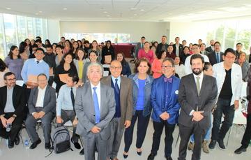 Estudiantes de Medicina de la UNAM concluyeron su servicio social en CIJ