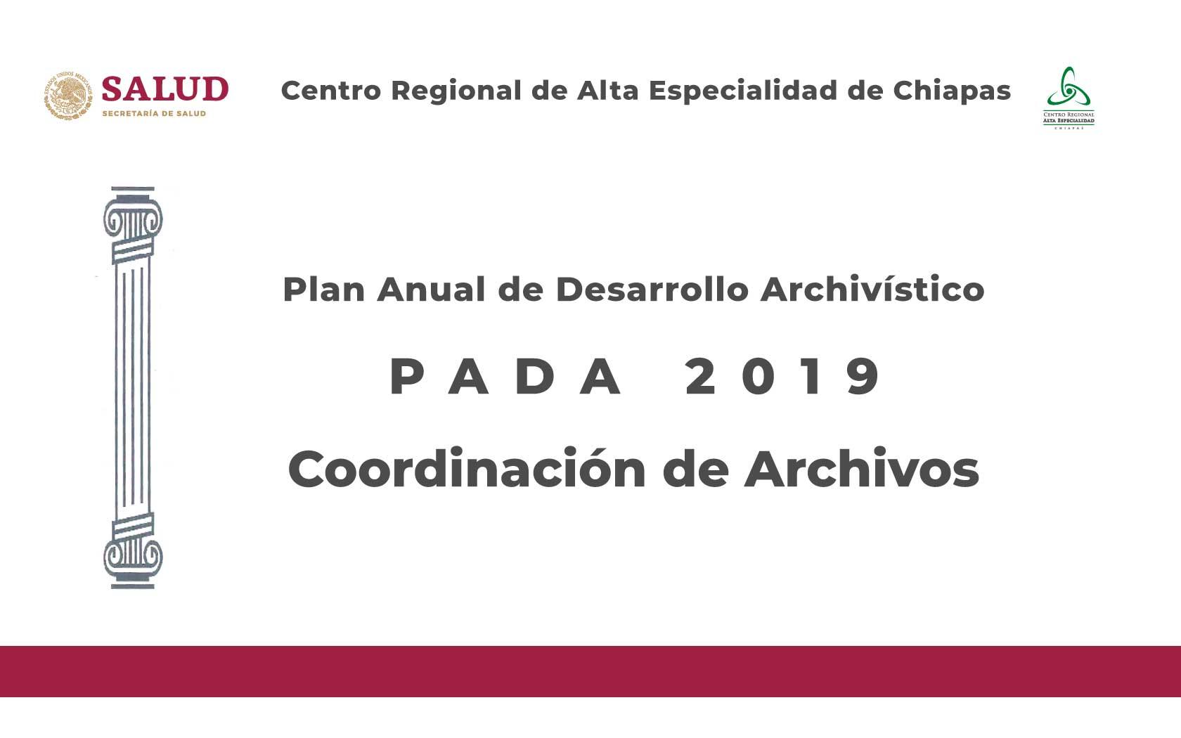 PADA 2019