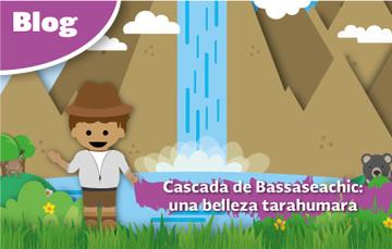 Cascada de Bassaseachic: una belleza tarahumara