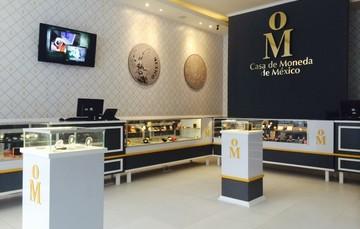 Tienda Casa de Moneda de México