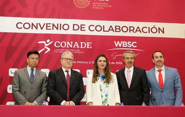 """Se pretende implementar el programa """"Béisbol 5"""" y organizar el Mundial sub-23 para el año 2020"""