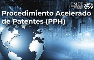 El Procedimiento Acelerado de Patentes (PPH) permite a un solicitante pedir la tramitación acelerada en otra oficina de propiedad industrial