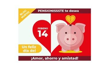Nuevo blog: Feliz día del amor, ahorro y amistad
