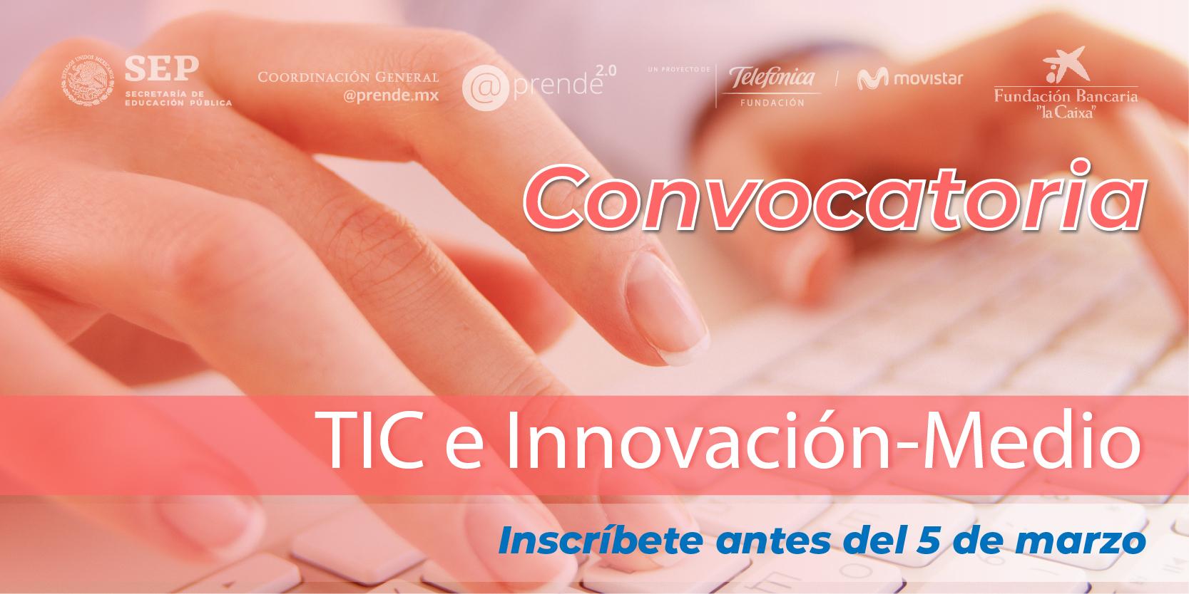 TIC e Innovación-Medio