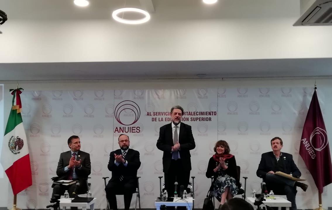Foro Implicaciones de la obligatoriedad y gratuidad de la educación superior en México
