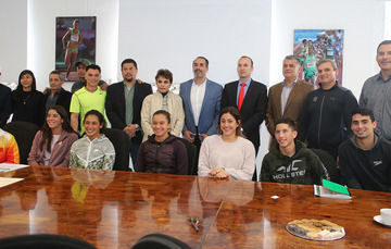En coordinación con la FMN, la institución dio a conocer la lista del equipo que asistirá a la Serie Mundial de Clavados