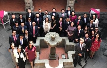 Clausura del curso de formación 2017-2018 del Concurso de Ingreso al SEM