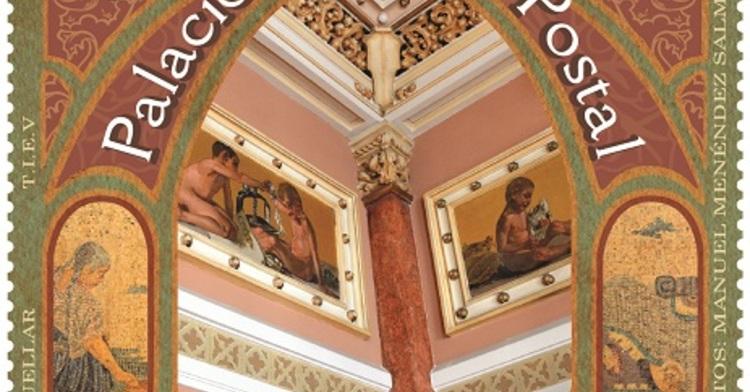 Con estampilla, recorridos y concierto, el Palacio Postal celebra 112 años de su inauguración