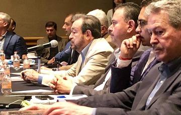 Ing. Javier Delgado Mendoza se reúne con funcionarios estatales de Nuevo León