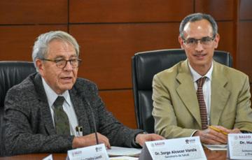 Se instaló la mesa de trabajo del Grupo Intersecretarial para la Seguridad Alimentaria