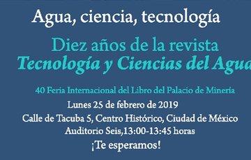 Revista Tecnología y Ciencias del Agua