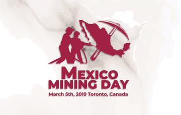Participará la Secretaría de Economía en el Mexico Mining Day