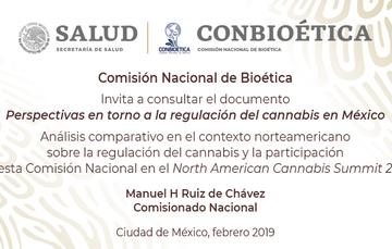 Perspectivas en torno a la regulación del cannabis en México