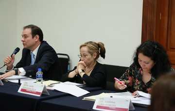 Se llevó a cabo la Primera Reunión Extraordinaria de la Junta de Gobierno 2019.