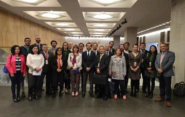 Reunión Preparatoria de la SEF 2019
