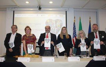 """Presentación del libro """"Migración y salud. Retos y oportunidades"""""""