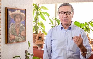 Víctor Suárez Carrera.-  Subsecretario de Autosuficiencia Alimentaria