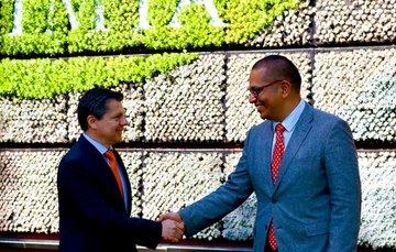 Visita de la Universidad Politécnica de Morelos al IMTA